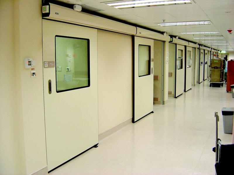 axed portes automatiques porte etanche h pitaux laboratoires. Black Bedroom Furniture Sets. Home Design Ideas
