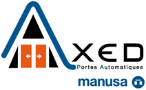 Axed Manusa portes automatiques